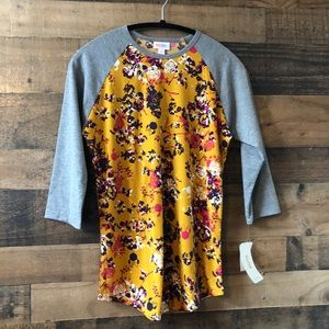 Lularoe Disney Minnie Mouse Floral Randy NWT